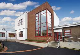 Extensions and Alterations to the Presentation Secondary School