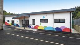 Sports Hall, Kennedy Park National School, Whitemill Road, Wexford